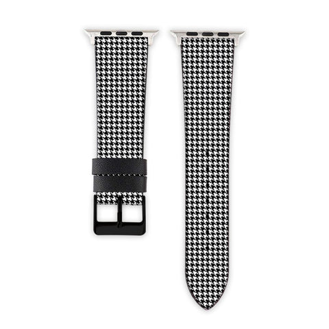 Uniform Check Pattern Strap for Apple Watch Online
