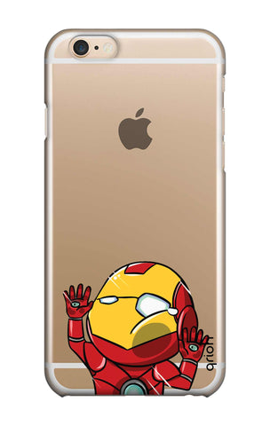 Iron Man Wall Bump iPhone 6 Cases & Covers Online