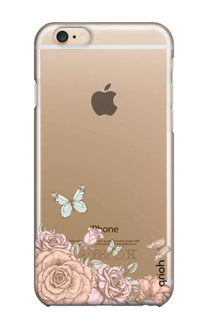 Flower And Butterfly iPhone 6 Cases & Covers Online