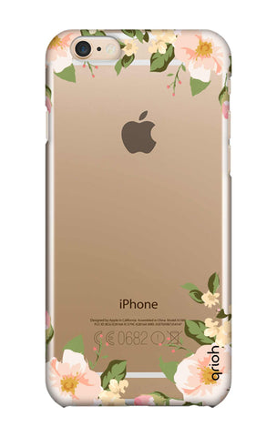 Flower In Corner iPhone 6 Cases & Covers Online