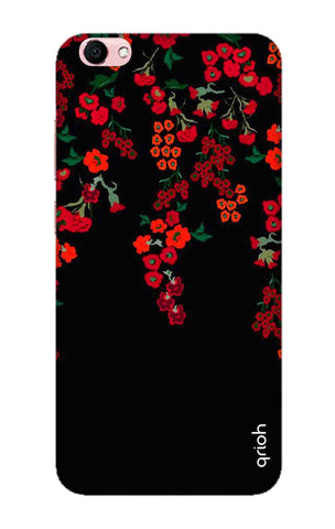 Floral Deco Vivo Y66 Cases & Covers Online