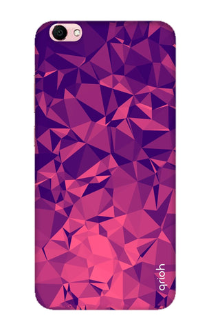 Purple Diamond Vivo Y66 Cases & Covers Online