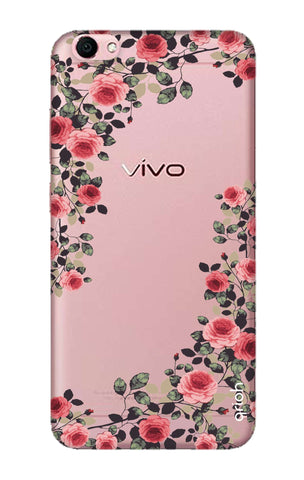 Floral French Vivo Y66 Cases & Covers Online