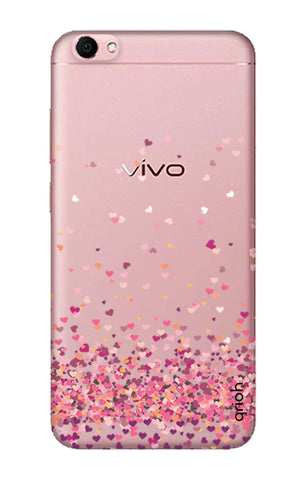 Cluster Of Hearts Vivo Y66 Cases & Covers Online