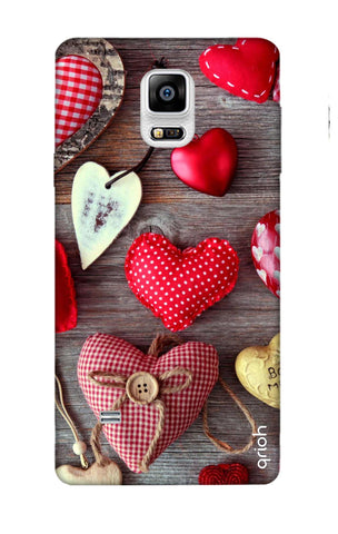 Be Mine Samsung Note 4 Cases & Covers Online