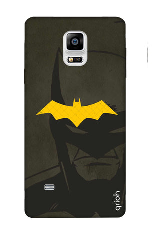 Batman Mystery Samsung Note 4 Cases & Covers Online