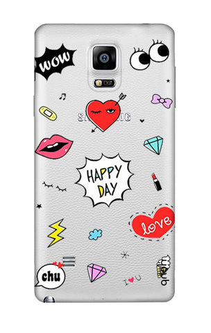 Doodle Samsung Note 4 Cases & Covers Online