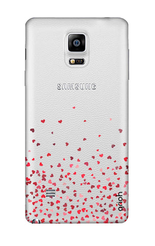 Floating Hearts Samsung Note 4 Cases & Covers Online