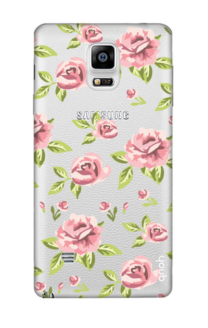 Elizabeth Era Floral Samsung Note 4 Cases & Covers Online
