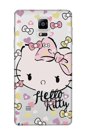Bling Kitty Samsung Note 4 Cases & Covers Online
