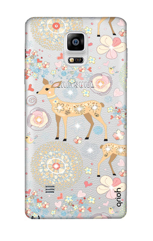 Bling Deer Samsung Note 4 Cases & Covers Online