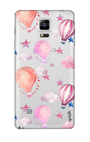 Flying Balloons Samsung Note 4 Cases & Covers Online