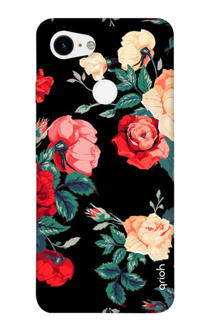 Floral Pattern Google Pixel 3 XL Cases & Covers Online