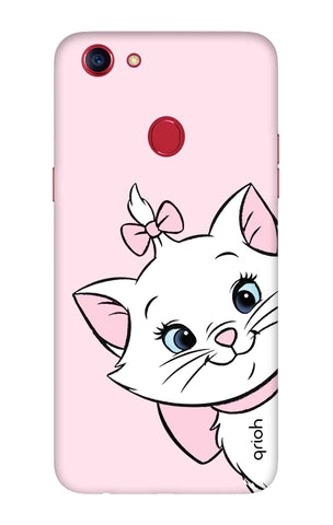 Cute Kitty Oppo F7 Youth Cases & Covers Online