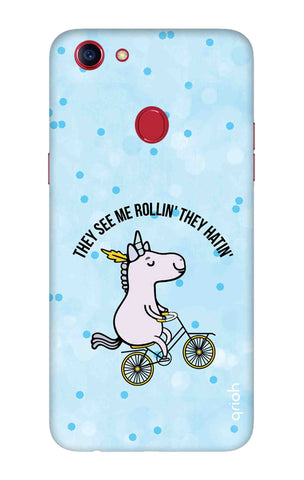 Rollin Horse Oppo F7 Youth Cases & Covers Online