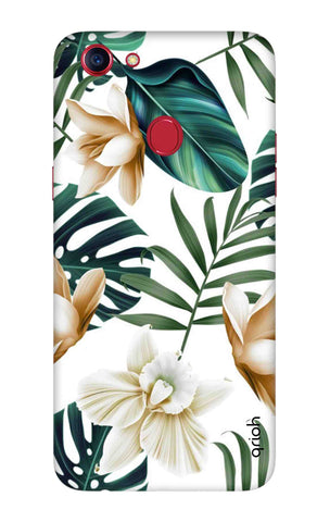 Group Of Flowers Oppo F7 Youth Cases & Covers Online