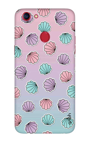 Gradient Flowers Oppo F7 Youth Cases & Covers Online