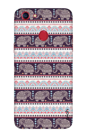 Elephant Pattern Oppo F7 Youth Cases & Covers Online