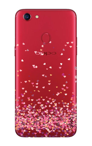 Cluster Of Hearts Oppo F7 Youth Cases & Covers Online