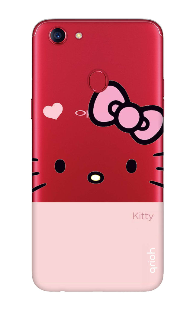 best website 33e09 d454a Hello Kitty Case for Oppo F7 Youth