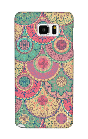 Colorful Mandala Samsung Note 5 Cases & Covers Online