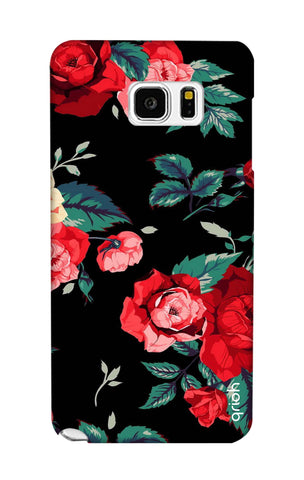 Wild Flowers Samsung Note 5 Cases & Covers Online