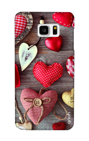 Be Mine Samsung Note 5 Cases & Covers Online