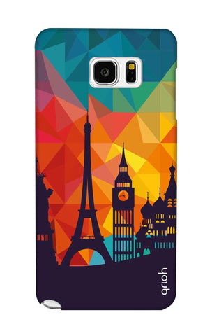 Wonders Of World Samsung Note 5 Cases & Covers Online