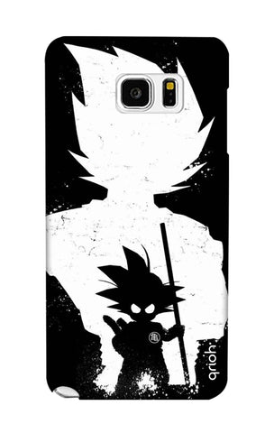 Goku Unleashed Samsung Note 5 Cases & Covers Online