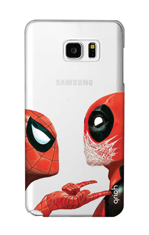 Sup Deadpool Samsung Note 5 Cases & Covers Online