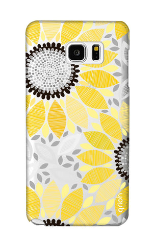 Stitched Floral Samsung Note 5 Cases & Covers Online