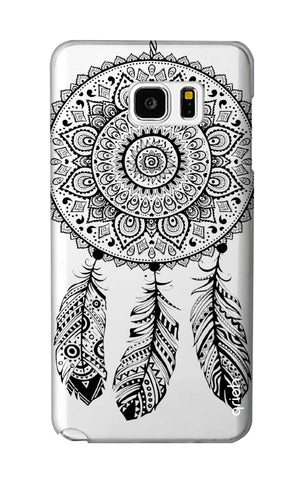 Dreamcatcher art Samsung Note 5 Cases & Covers Online