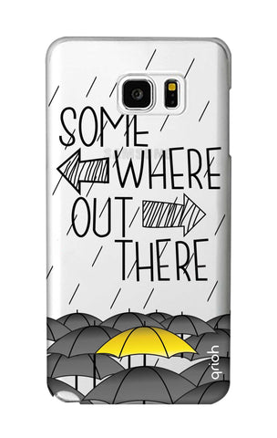 Somewhere Out There Samsung Note 5 Cases & Covers Online