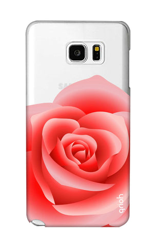 Peach Rose Samsung Note 5 Cases & Covers Online