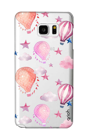 Flying Balloons Samsung Note 5 Cases & Covers Online