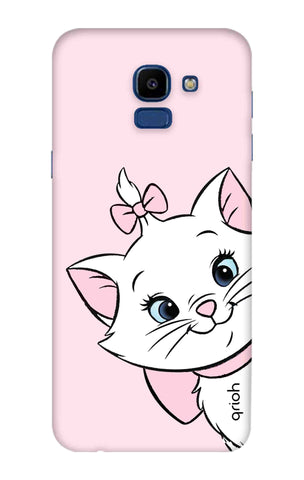 Cute Kitty Samsung Galaxy ON6 Cases & Covers Online
