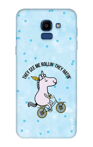 Rollin Horse Samsung Galaxy ON6 Cases & Covers Online
