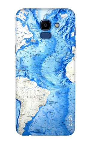 World Map Samsung Galaxy ON6 Cases & Covers Online