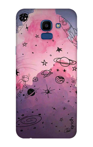 Space Doodles Art Samsung Galaxy ON6 Cases & Covers Online