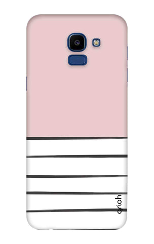Horizontal Stripe Samsung Galaxy ON6 Cases & Covers Online