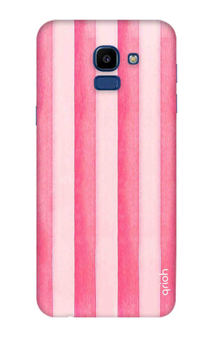 Painted Stripe Samsung Galaxy ON6 Cases & Covers Online