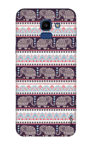 Elephant Pattern Samsung Galaxy ON6 Cases & Covers Online