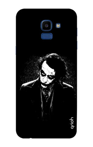 Black Satan Samsung Galaxy ON6 Cases & Covers Online