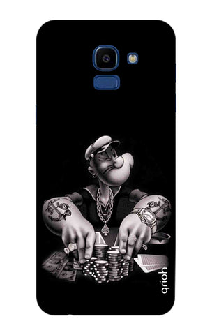 Rich Man Samsung Galaxy ON6 Cases & Covers Online
