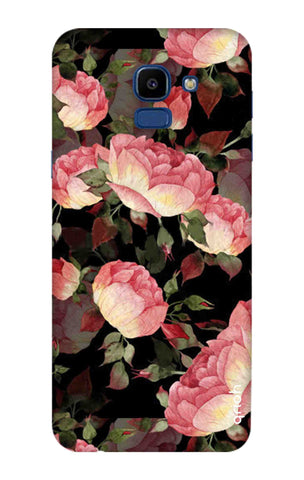 Watercolor Roses Samsung Galaxy ON6 Cases & Covers Online