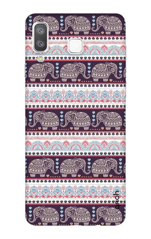 Elephant Pattern Samsung Galaxy A8 Star Cases & Covers Online