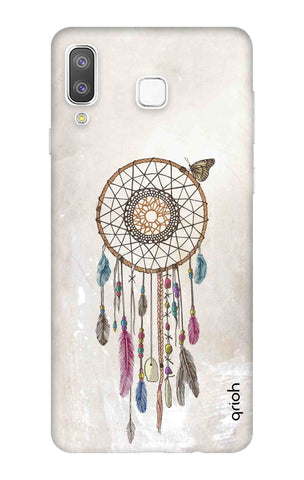 Butterfly Dream Catcher Samsung Galaxy A8 Star Cases & Covers Online