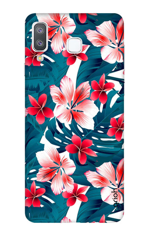 Floral Jungle Samsung Galaxy A8 Star Cases & Covers Online
