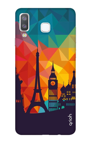 Wonders Of World Samsung Galaxy A8 Star Cases & Covers Online