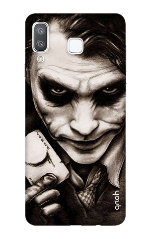Why So Serious Samsung Galaxy A8 Star Cases & Covers Online